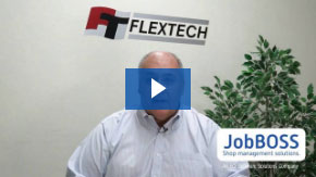 Get JobBOSS Willie Flextech